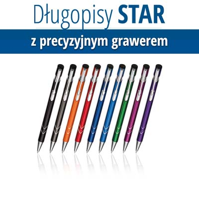 Star z grawerem